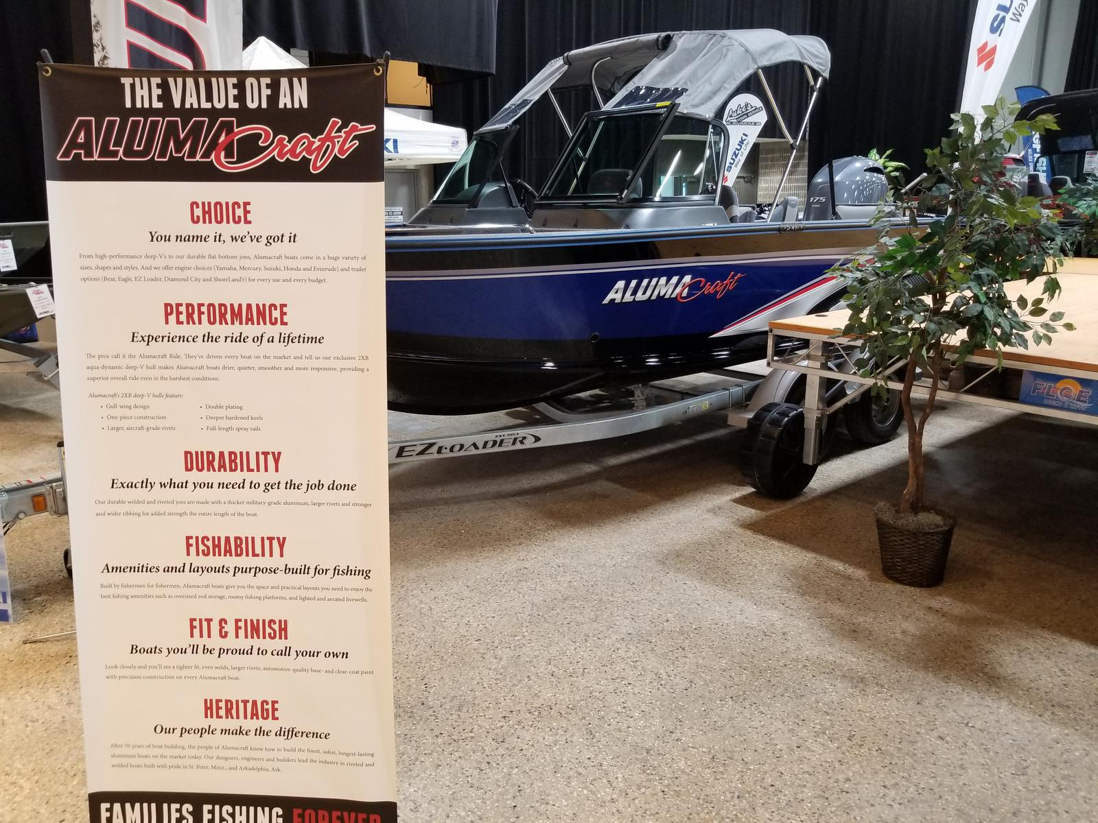 Mid-Canada Boat Show 2019 Luke's Town Service Elie, MB (877