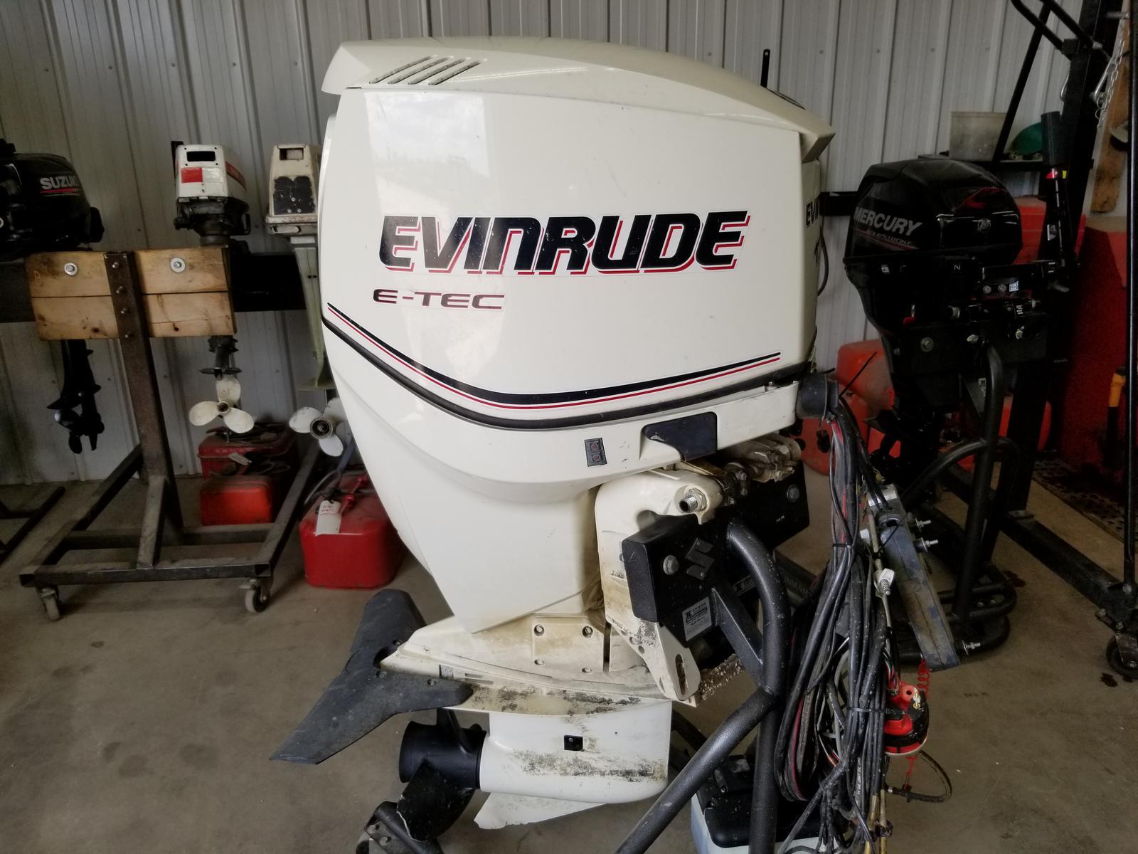 2010 Evinrude E175DSL