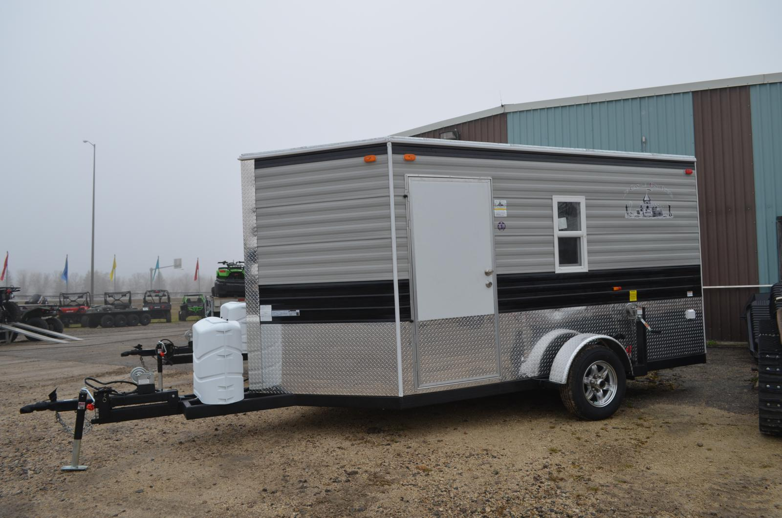 2017 ice castle special 6.5' x 12' for sale in elie, mb | luke's