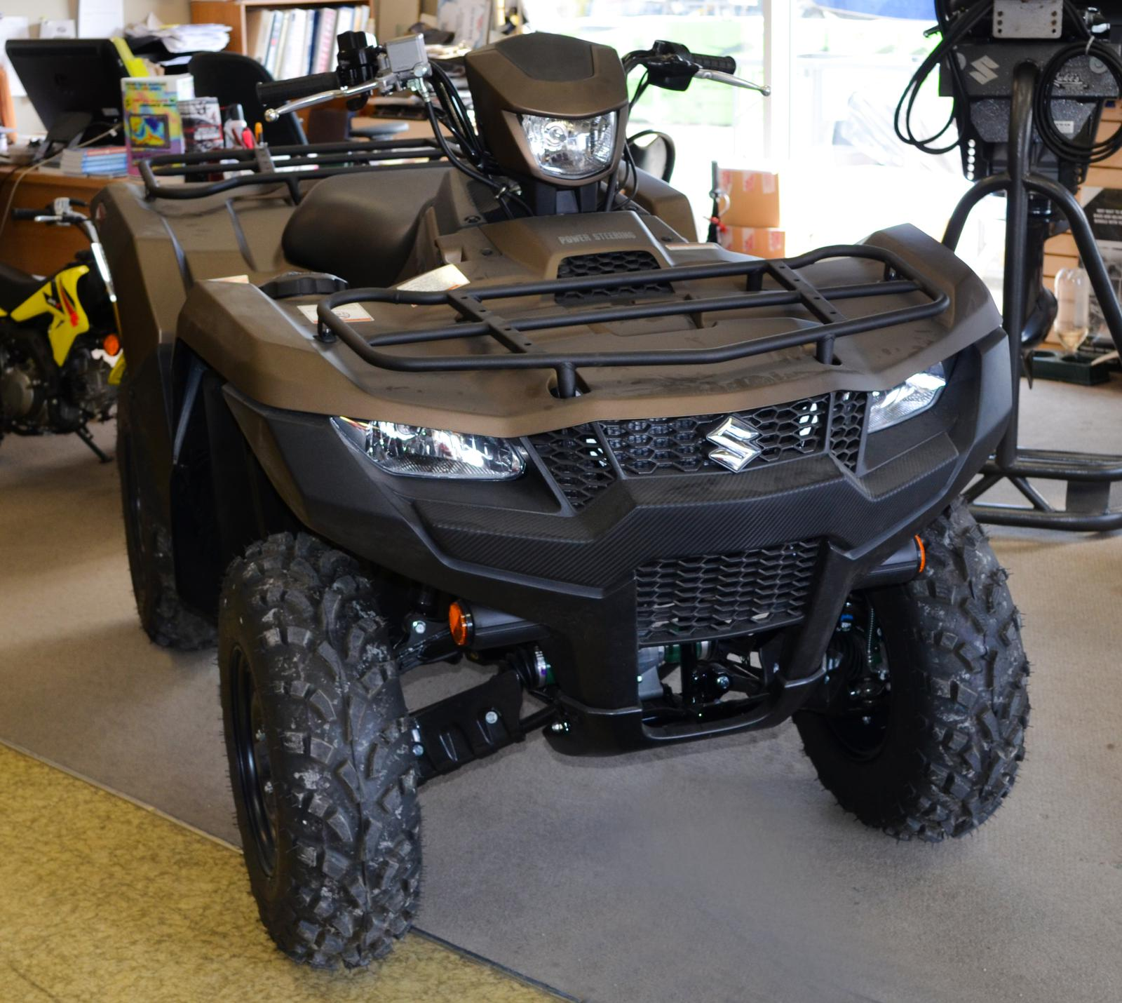 2019 Suzuki KingQuad LT-A500X for sale in Elie, MB  Luke's