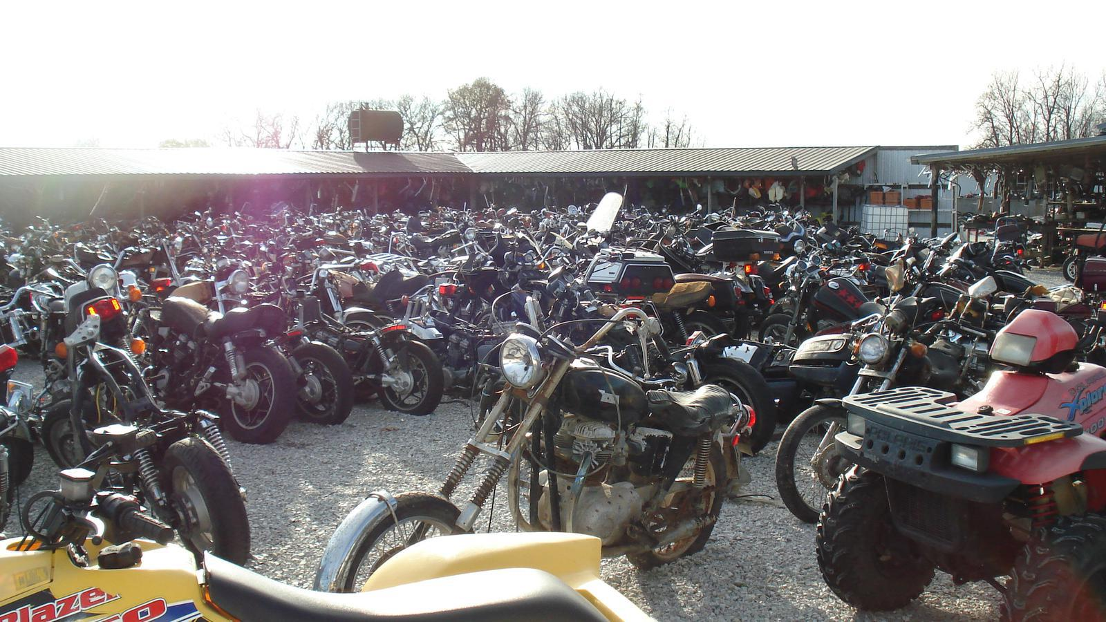 The Bone Yard Continued West 60 Cycle Neosho, MO (417) 451-0871