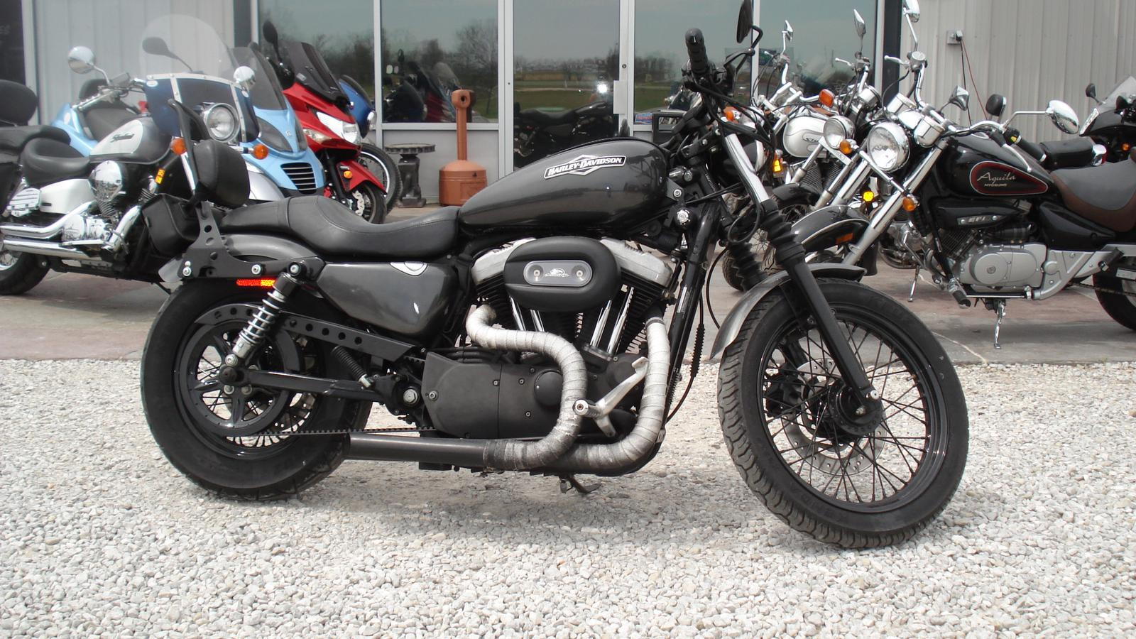 2007 Harley Davidson Xl1200 For Sale In Neosho Mo West 60 Cycle