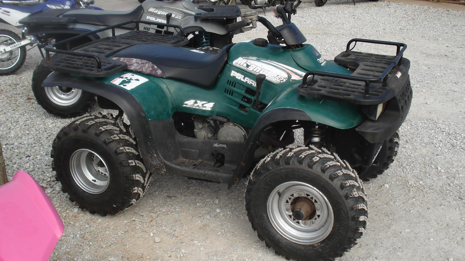 2000 Polaris Industries 325 Magnum 4x4 for sale in Neosho, MO | West 60  Cycle (417) 451-0871