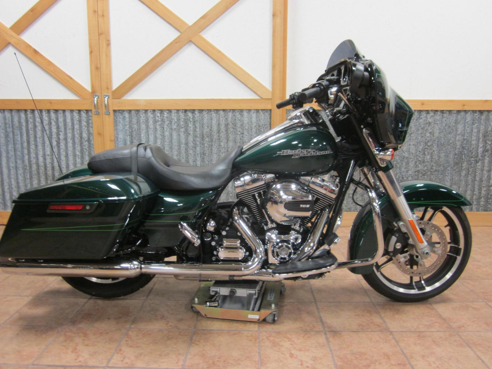 2015 Harley-Davidson® FLHXS Street Glide® Special for sale in Fort ...