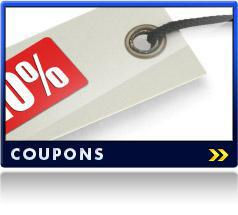 Coupons: Check in often for money-saving deals!