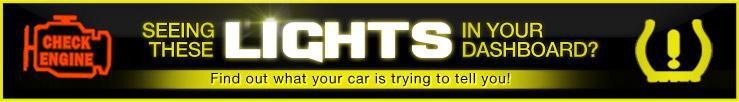 Seeing these lights in your dashboard? Find out what your car is trying to tell you!