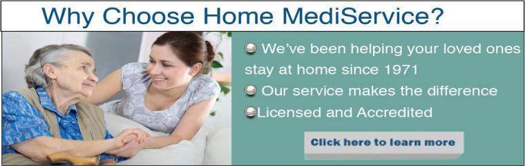 Why choose HomeMedi?
