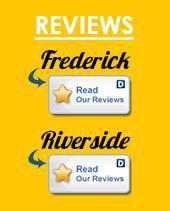 Click here to read our reviews for our Frederick and Riverside locations.