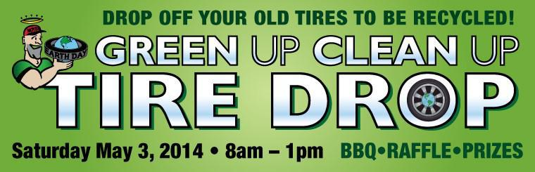 Tire Recycling Event