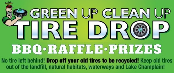 Green Up Clean Up Tire Drop - General