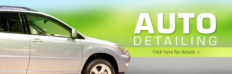 Noyes Automotive & Tire Service offers Auto Detailing services to the Burlington, VT area. Call us today!