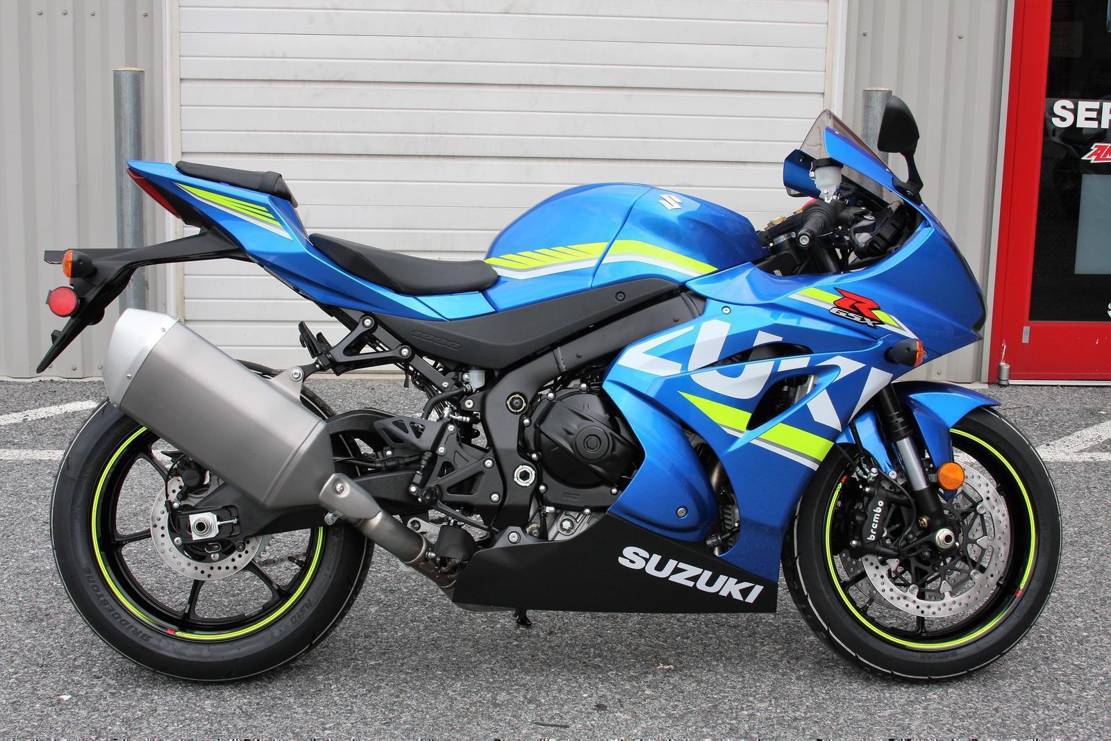 2017 Suzuki Gsx R1000