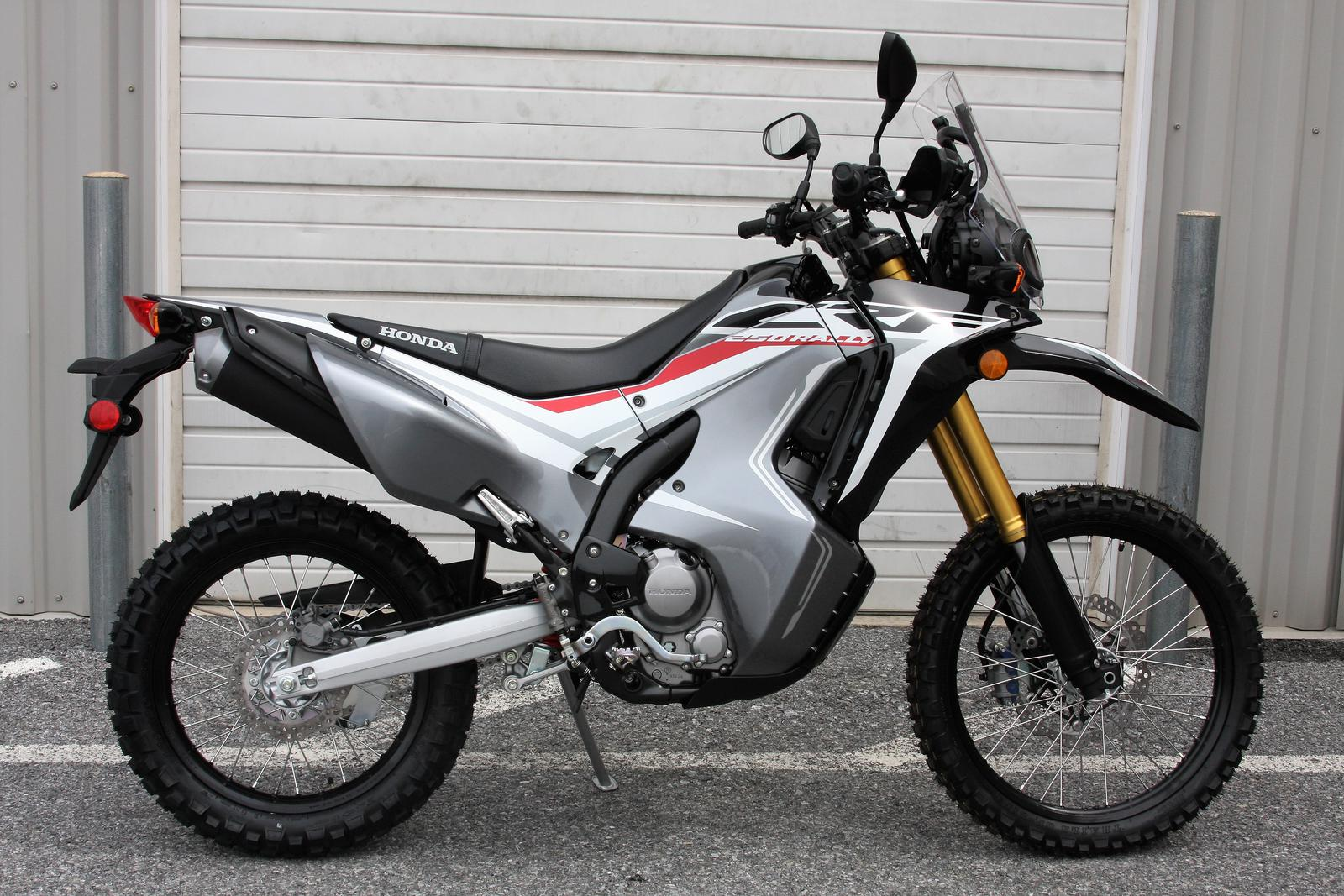 2018 Honda Crf250l Rally For Sale In York Pa Ams Action