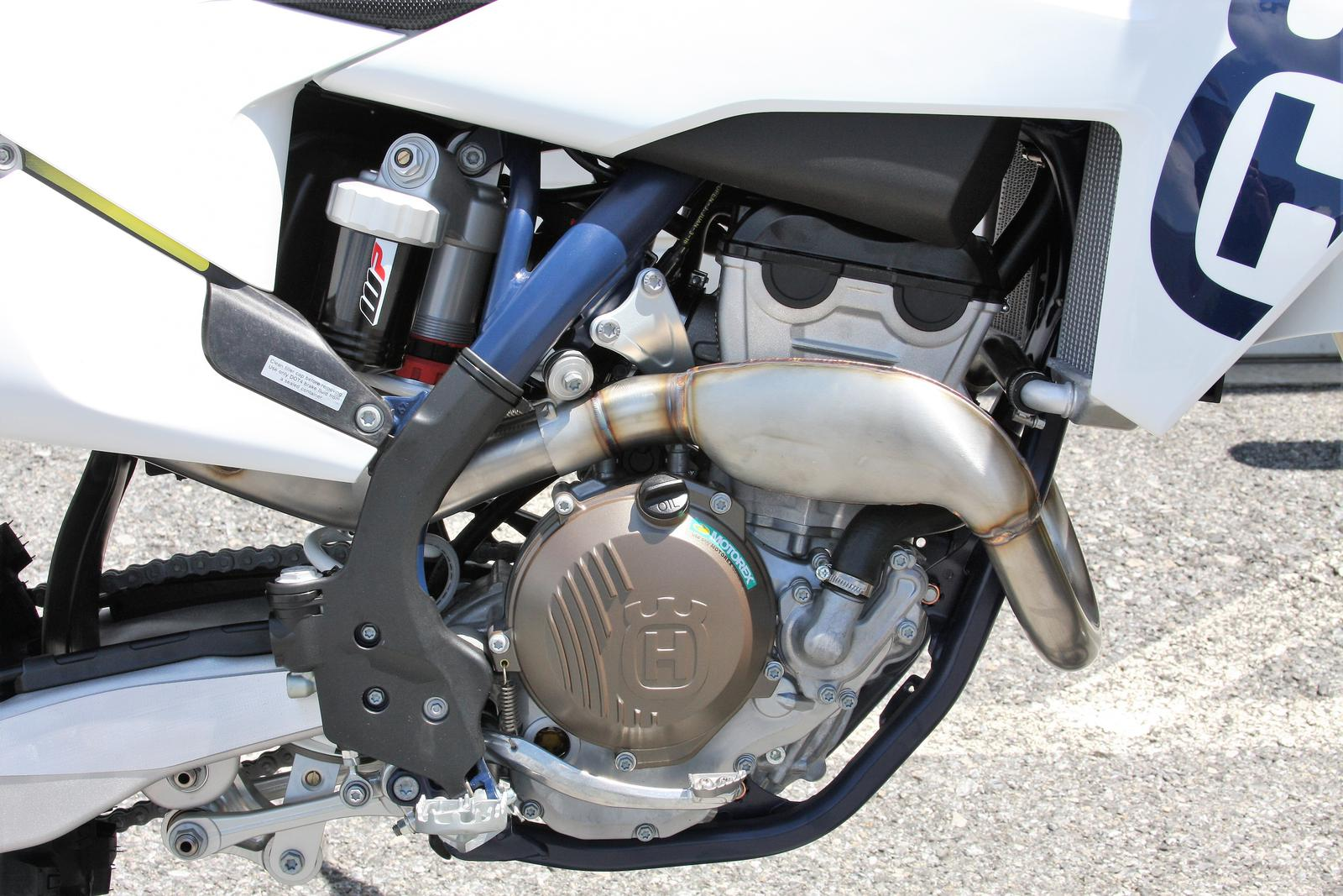 2019 Husqvarna Motorcycles FC250