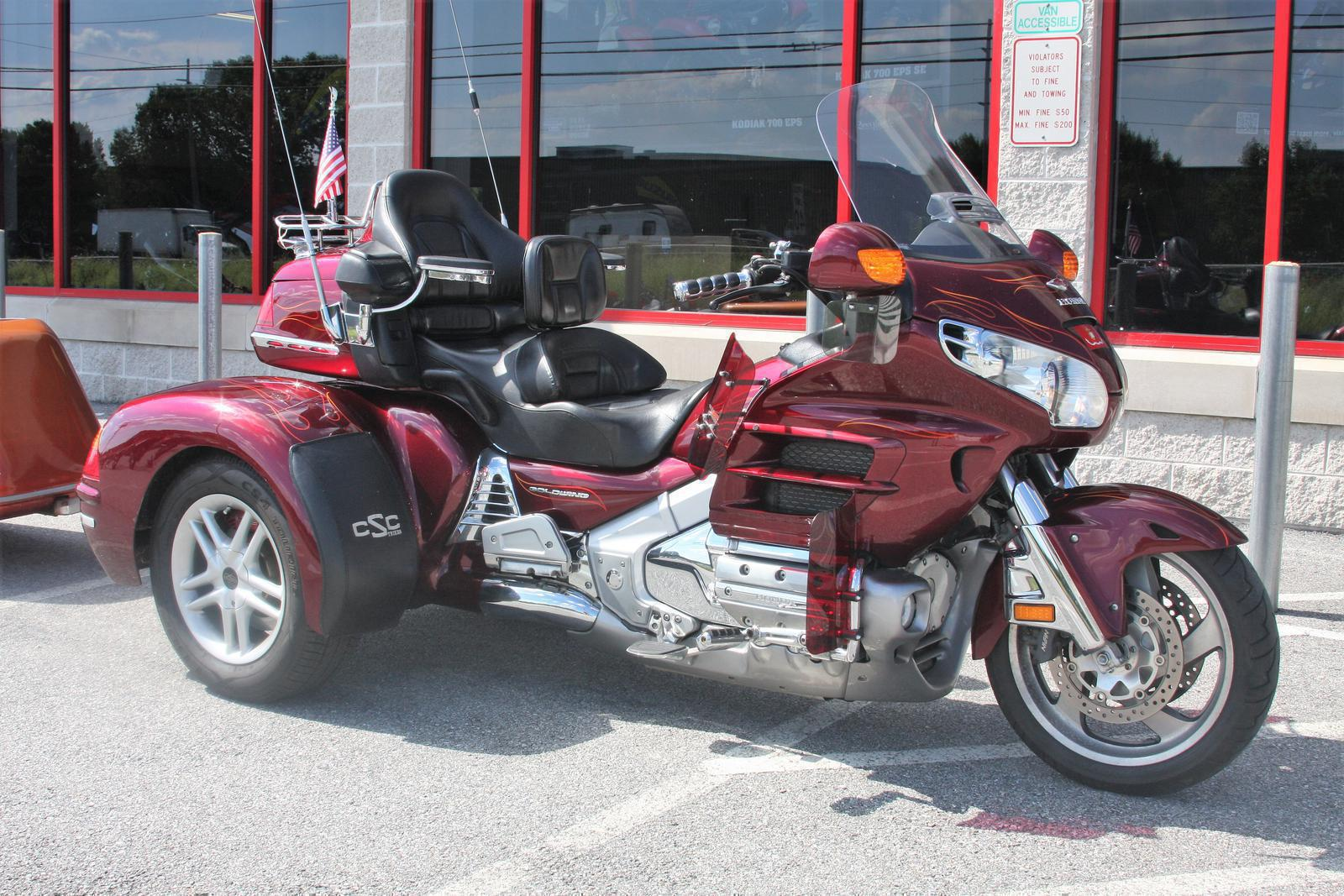 2005 Honda GOLDWING 1800 TRIKE