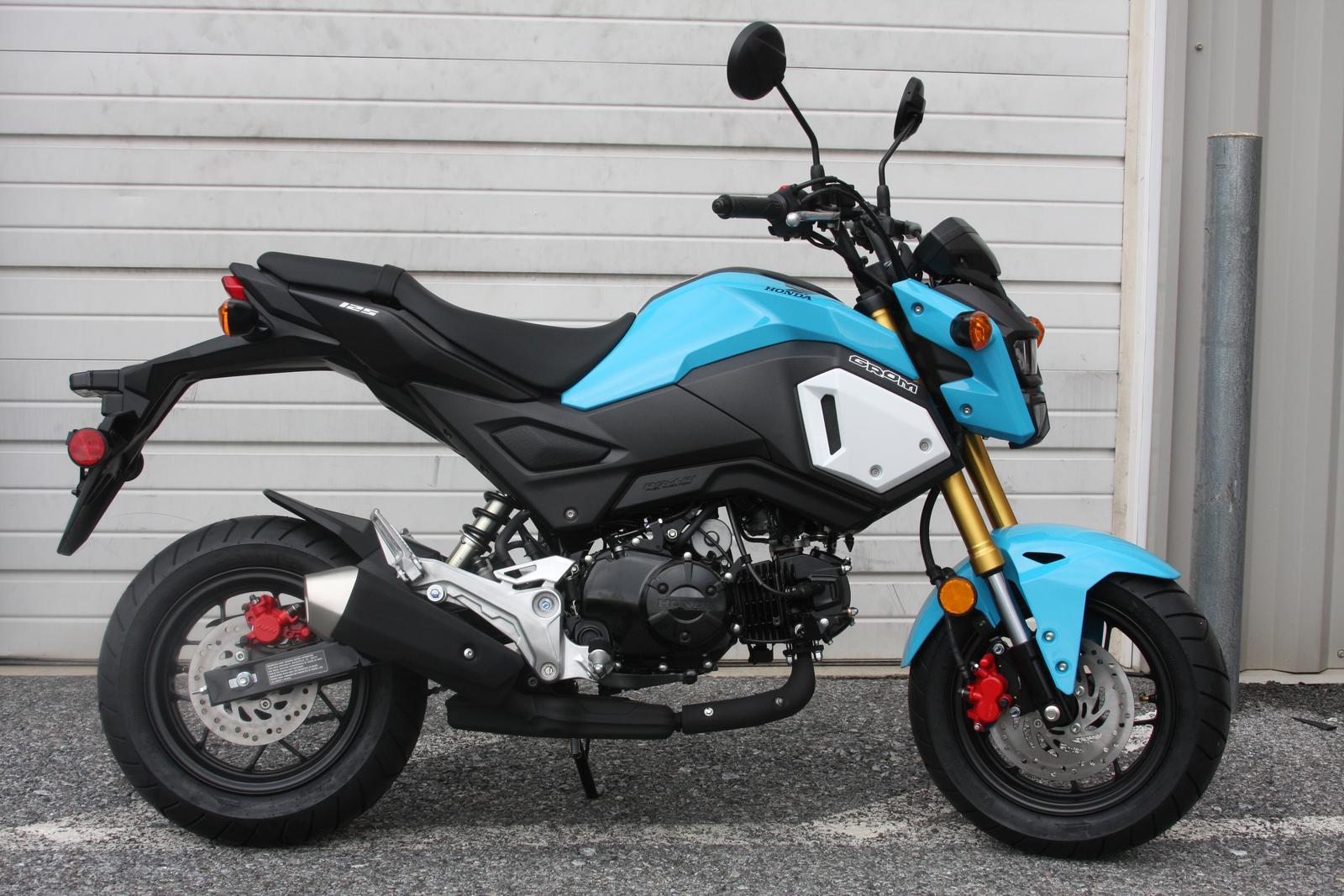2019 Honda GROM 125