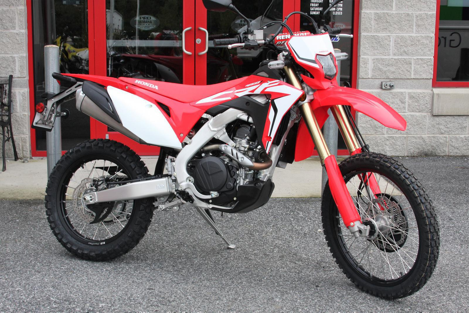 2019 Honda Crf450l For Sale In York Pa Ams Action Motorsports York