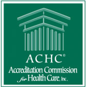 ACHC: Accreditation Commission for Health Care Inc.