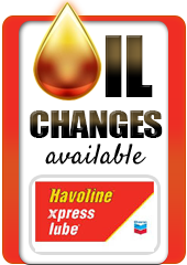 Oil Changes Available