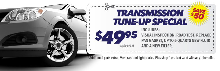 Transmission Tune-Up Service