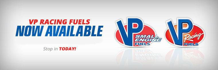 VP Racing Fuel: Now Available!