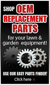 Click here to shop OEM replacement parts for your lawn & garden equipment!
