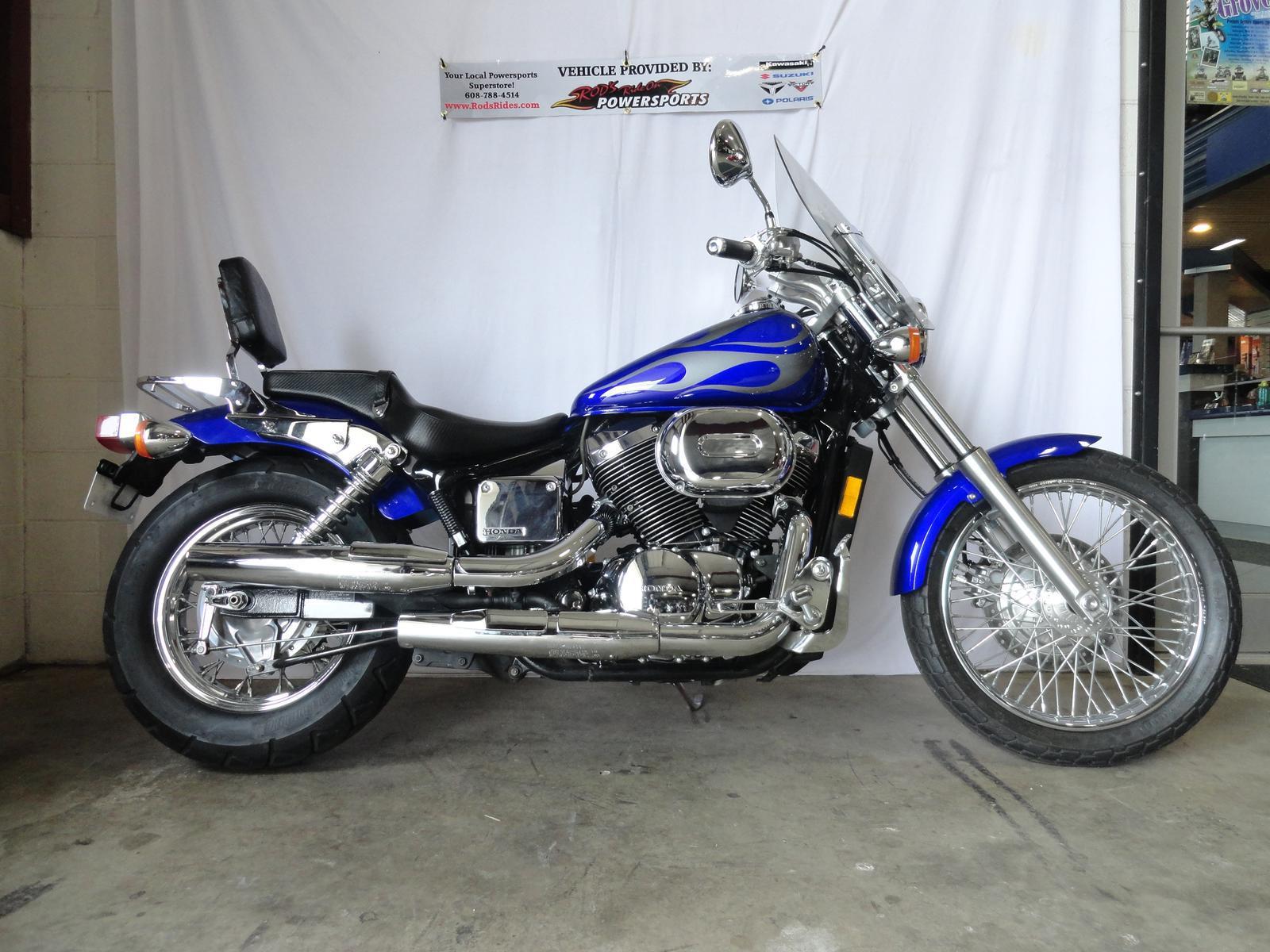 2005 honda shadow spirit 750 for sale in la crosse, wi. rod's ride