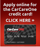 Apply online for the CarCareOne credit card! Click here »