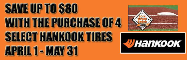 2014 GREAT CATCH - HANKOOK
