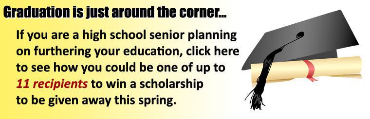 Check out our scholarship opportunities!