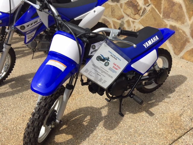 2016 Yamaha PW50 for sale 40761
