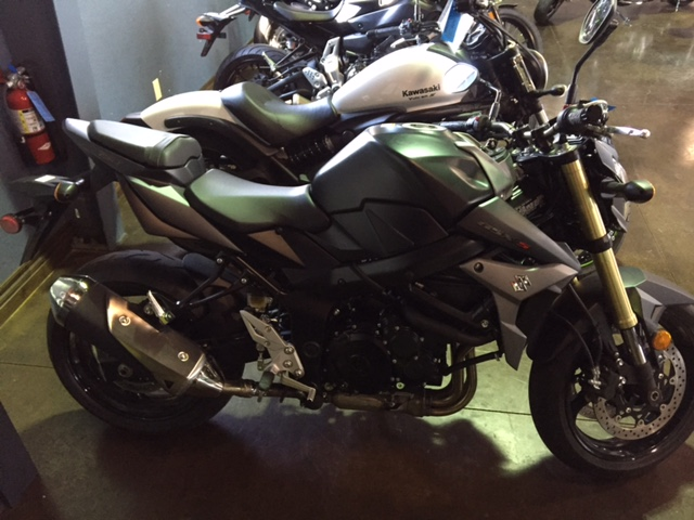 2015 Suzuki GSX-S750 for sale 40192