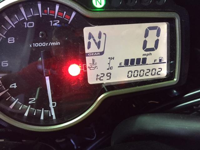 2015 Suzuki GSX-S750 4