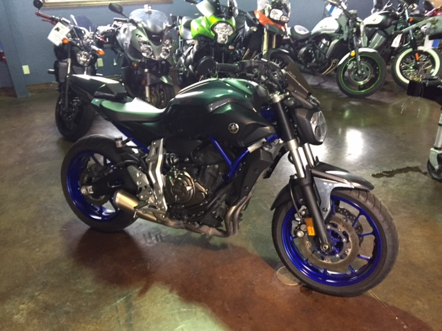 2015 Yamaha FZ-07 for sale 40487