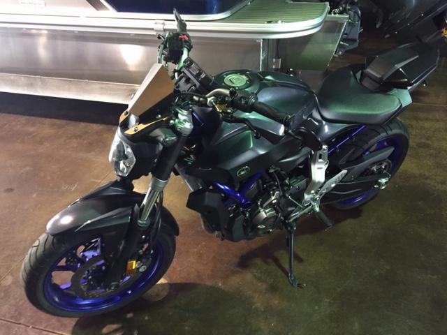 2015 Yamaha FZ-07 5