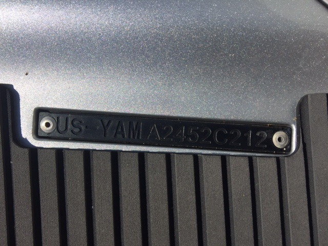 2012 Yamaha FX Cruiser HO 2