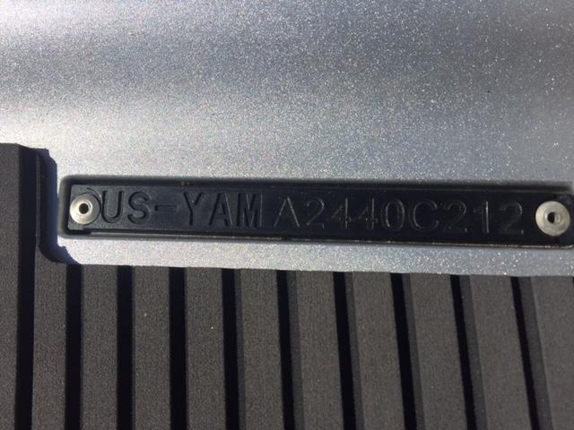 2012 Yamaha FX Cruiser HO 5