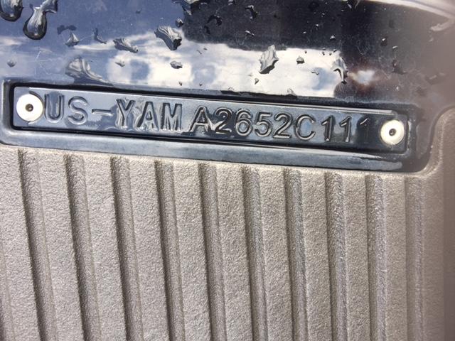 2011 Yamaha VX Cruiser 3