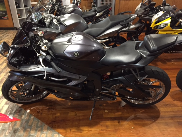 2007 Yamaha YZF-R6 for sale 74884