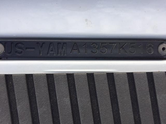 2016 Yamaha VX Cruiser 3