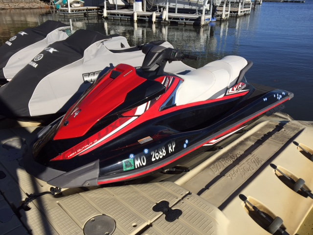 2016 Yamaha VX Deluxe for sale 97161