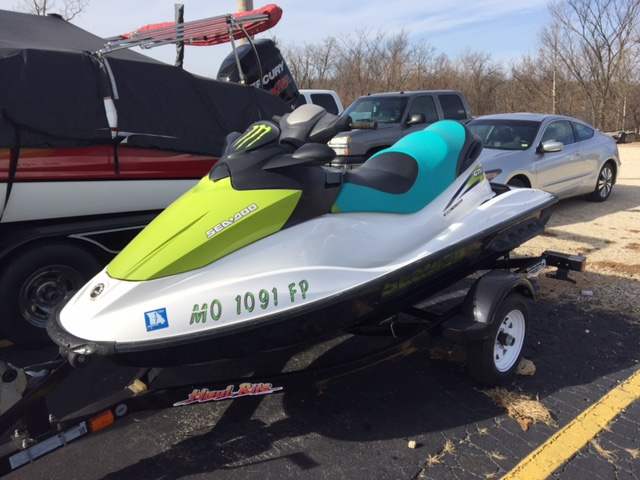 2008 Sea-Doo GTI SE 155 for sale in Osage Beach, MO. Lake of the ...