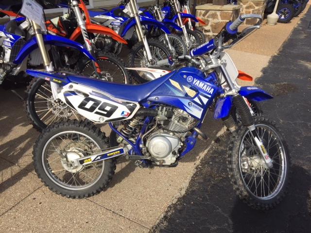 2001 Yamaha TT-R125 for sale 122687