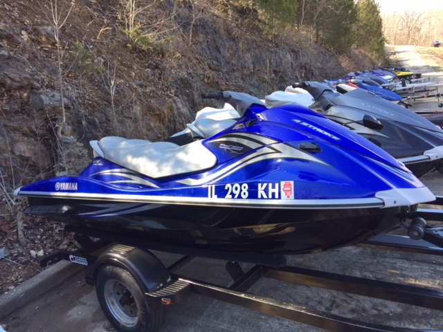 2008 Yamaha VX Deluxe for sale 135378