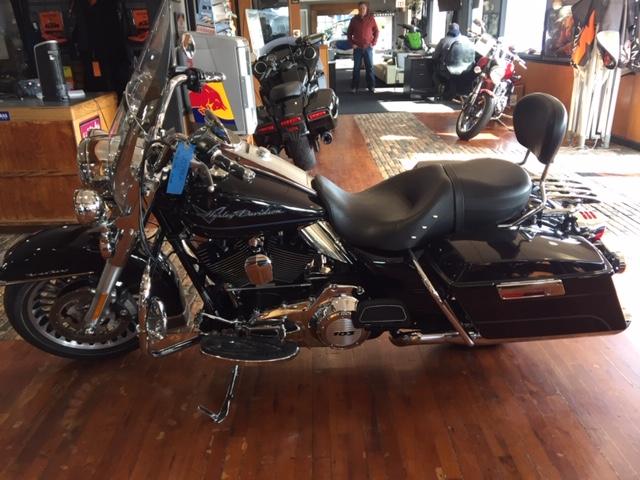 2012 Harley-Davidson® FLHR Road King® - Single Color