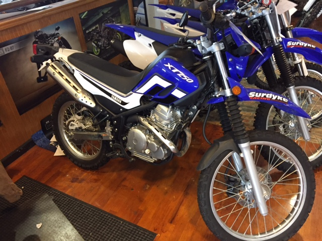 2015 Yamaha XT250 for sale 40439