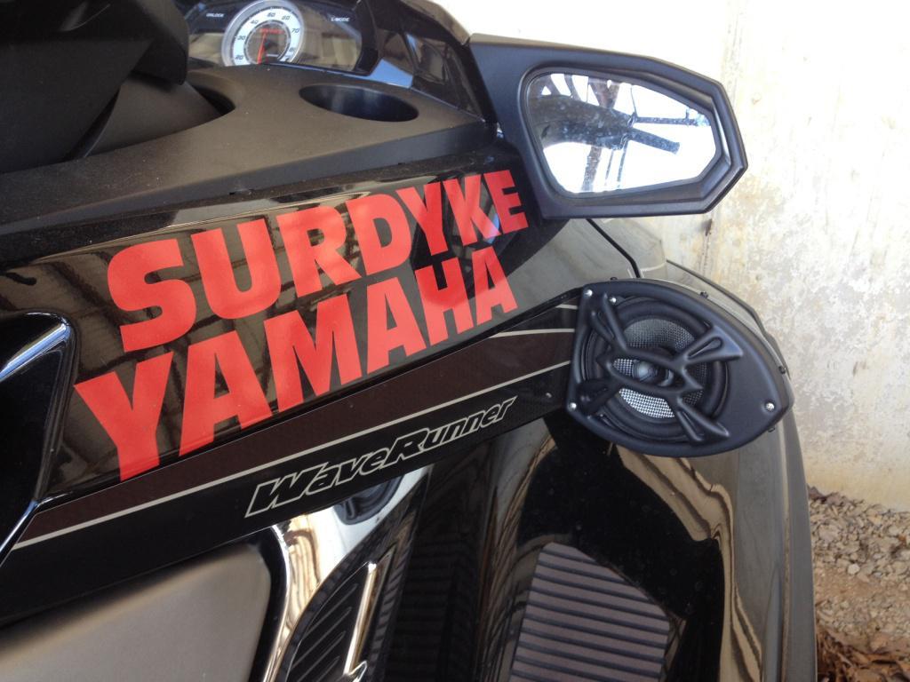2014 Yamaha FX Cruiser SVHO 2