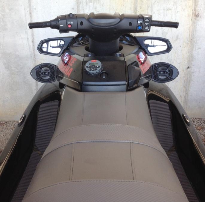 2014 Yamaha FX Cruiser SVHO 5