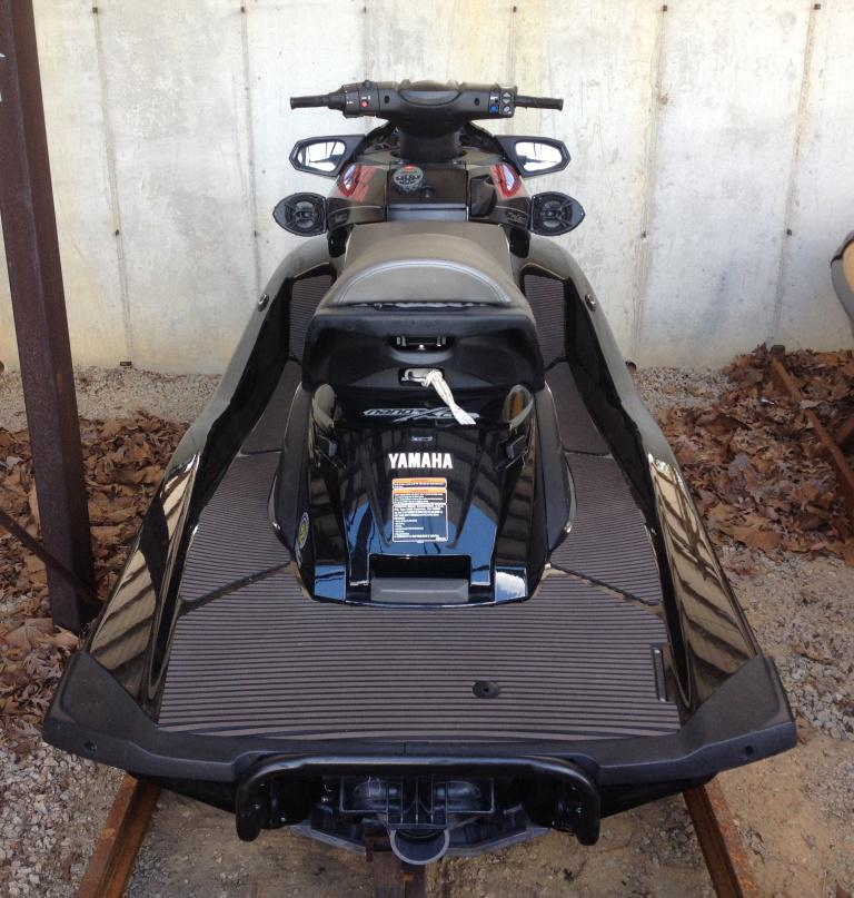 2014 Yamaha FX Cruiser SVHO 7