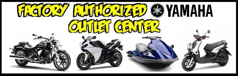 Factory Authorized Yamaha Outlet Center